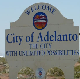Homes for Sale in Adelanto